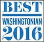 Washingtonian Best 2016