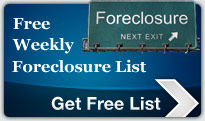Fairfax Virgina Real Estate Foreclosures List